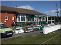 SD9507 : Moorside Cricket Club - Pavilion by BatAndBall