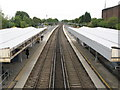 TQ4467 : Petts Wood station by Mike Quinn