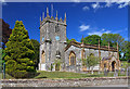 SY6294 : St Mary's parish church - Frampton by Mike Searle