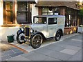 TQ1877 : Austin Seven delivery van, The Original Maids of Honour tea-rooms, Kew by Stefan Czapski