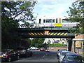 TQ3570 : Penge Lane railway bridge by Malc McDonald