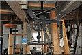 TF1443 : Heckington Windmill - Meal Floor by Ashley Dace