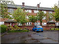 SD9503 : Housing in Holts, Oldham by Steven Haslington