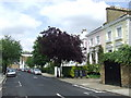 TQ3076 : Lansdowne Gardens, SW8 by Malc McDonald