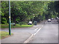 SP1180 : Shirley - Olton Road / Pailton Road Junction by Roy Hughes