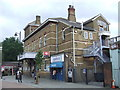 TQ3174 : Herne Hill station by Malc McDonald