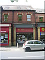 SE2633 : Elite Hair Studio - Armley Ridge Road by Betty Longbottom