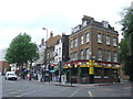 TQ3073 : Tuson's Corner, Brixton Hill by Malc McDonald