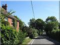 TQ5409 : High Barn Road by Simon Carey