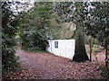 TQ4264 : Bridleway south of Holwood Park Avenue, BR6 (2) by Mike Quinn