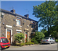 SD9211 : Ladyhouse Lane, Milnrow by Steven Haslington