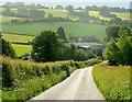 SO6524 : Rudhall valley; early summer : Week 22