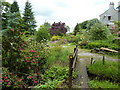 SJ9877 : Dunge Valley Gardens by Peter Barr