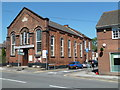 SK3670 : Brampton Moor Methodist Church, Chatsworth Road by Andrew Hill