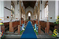 TG0117 : All Saints, Swanton Morley - West end by John Salmon