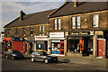 NT2769 : Row of shops, Liberton. Edinburgh by Mike Pennington