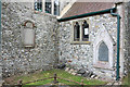 TG0117 : All Saint, Swanton Morley - Wall monuments by John Salmon