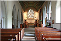 TQ5586 : St Laurence, Upminster - East end by John Salmon