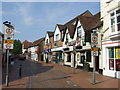SP9601 : Chesham High Street by Malc McDonald
