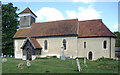 TL9533 : St Mary Wiston (Wissington) Church  by Roger Jones