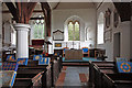 TQ5498 : St Thomas the Apostle, Navestock - South aisle by John Salmon