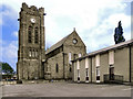 SJ9398 : St Mark's Church, Dukinfield by David Dixon