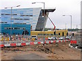 SP0077 : Longbridge Lane/A38 Junction & Bournville College by Roy Hughes