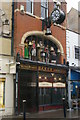 SO8318 : Baker's,  jewellers and watch-menders, Southgate Street, Gloucester by Christopher Hilton