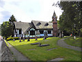 SJ9393 : Church of St Mary the Virgin, Meadow Lane, Haughton Green by David Dixon