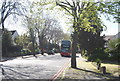 TQ3465 : Bus, Addiscombe Rd by Nigel Chadwick