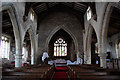 SK6989 : All Saints' nave by Richard Croft