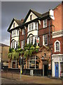 TQ3268 : The Thomas Farley pub, Thornton Heath High Street by Christopher Hilton