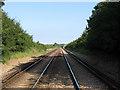 TQ5405 : East Coastway Line by Simon Carey
