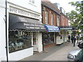 SU5832 : Sole Butchers, Alresford by Colin Smith