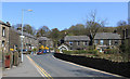 SD9905 : Church Road, Uppermill by Michael Fox