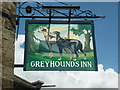 SE2858 : The Greyhounds Inn by Ian S