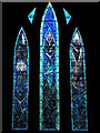 NS6065 : Glasgow Cathedral north aisle window by Keith Edkins