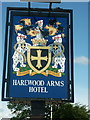 SE3245 : The Harewood Arms Hotel by Ian S