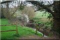 TQ1232 : River Arun by N Chadwick