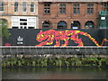 NS5864 : Tiger Beer hoarding, Quay Gardens : Week 23