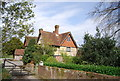 TQ8033 : The Old Manor House, Benenden by Nigel Chadwick