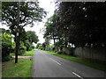 SJ5171 : Smithy Lane, Mouldsworth by Jeff Buck
