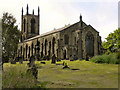 SJ9698 : St George's Parish Church, Stalybridge by David Dixon