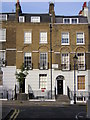 TQ3183 : 34 Claremont Square: former home of B.S. Johnson by Christopher Hilton