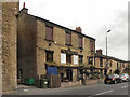 SD9702 : The Britannia Inn, Manchester Road, Mossley by David Dixon