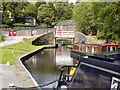 SE0311 : Huddersfield Narrow Canal, Tunnel End by David Dixon