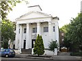 TQ2783 : Former Congregational Chapel, St. John's Wood Terrace, NW8 by Mike Quinn