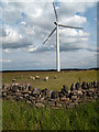 NZ1340 : Wind turbines near and far by Trevor Littlewood