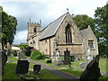 SK4680 : Church of St Giles, Killamarsh by Andrew Hill