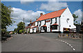This pantiled mid 19th century inn is in the village of Paxton.